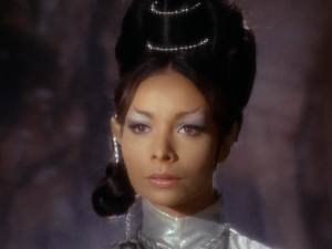 T'Pring wanted some other guy because he wasn't as famous as Spock. Pitting Spock against his best friend was the most logical way of ensuring she ends up with the other guy...I guess. She's a jerk!