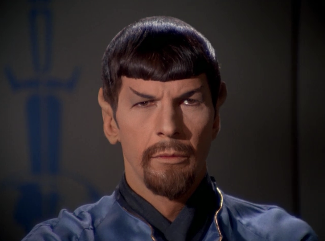 Mirror Spock