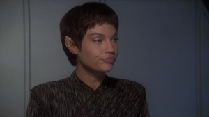 Trip is starting to doubt T'Pol's story