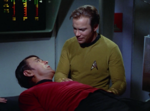 Don't worry, Nomad repairs Scotty
