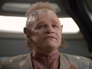 Neelix takes care of it though