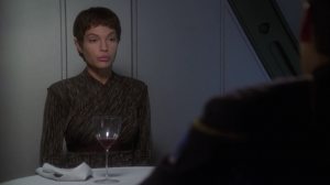 T'Pol says it was just a story alright. She went to Carbon Creek because she loves the geology