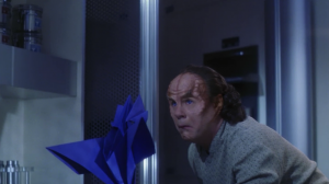 Phlox's bat escapes so the only logical course of action was to break out the origami