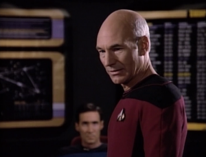 Picard's ending points are really good. He talks about how this decision can tell people how we are to treat androids when there are thousands (an entire race) of them. He also argues that Data meets the definition of sentience, which is the heart of the matter.