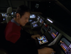Chakotay makes things a lot more difficult for Voyager by going after Seska alone. This is a really bad decision by Chakotay. Hope it works out