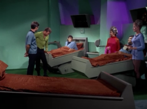 The operation was a success. Spock figured out that it was the Orions who were behind this plot against them because of they had a scheme involving Coridan
