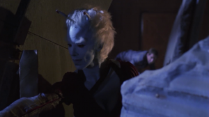 It turns out it's Shran's lieutenant is leading the attack
