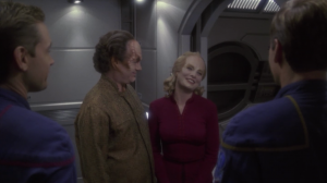 One of Phlox's wifes shows up