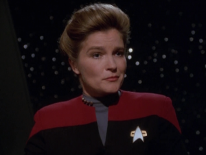 Janeway says their principles are really the best allies they could have. eeh, not really. I think she's just trying to make herself feel better