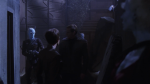 They go and see the Andorians.