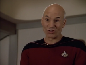 """Picard says """"stroyerian"""""""