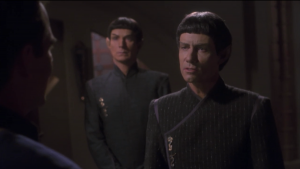 These Vulcans see mind melding as really gross because you're becoming very intimate and sharing emotions. Because of this they don't really research the disease that it may cause very much, and don't treat people who have it. Remember, the writers aren't trying to tell us these guys are wrong, they're just asking questions