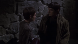 A secret mind melder gives T'Pol the research