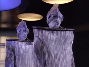 """""""What a handsome race"""" -Worf"""