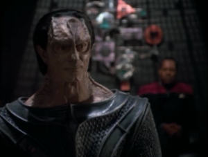 Seriously, every scene with Dukat is great
