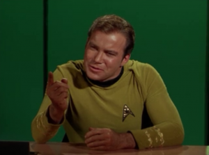 They have to decide if they want these beings to take over their bodies. Kirk gives a speech about exploration and wanting to learn stuff. It convinces everyone