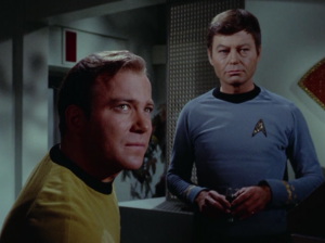 Kirk feels like he's being replaced