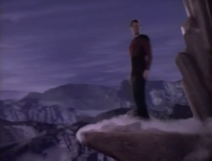 The clips are boring. Sometimes they're not even the cool parts of the show, they're just some random scene where Riker was confused or something
