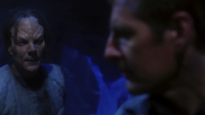 They find the Xindi guy and they find out everyone there is a slave, and also now Archer and Trip are trapped