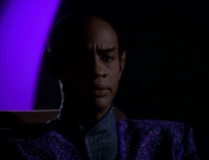 "Kim goes to Tuvok and presents their ""plan"". Kim says they can win favor of the vidiians by bringing up the fact that the doctor has a vidiian friend, and they can offer the vidiians some of B'Elanna's DNA. Tuvok says, yeah, but we also killed about 300 of their people. He also could've brought up that the vidiians have immediately attacked Voyager in every encounter."
