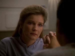 Janeway and Chakotay are gross together, or with anyone else for that matter
