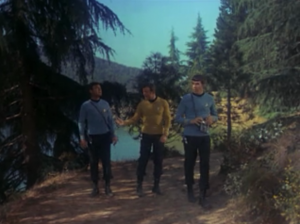 Bones, Spock and Kirk beam to a planet and marvel at how similar it is to earth. Haven't they realized yet that most of the planets they visit are remarkably similar to earth?