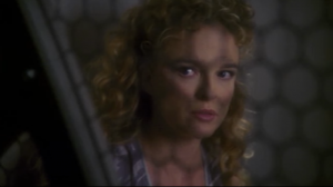 She says the Xindi are trying to build a bio-weapon and needed more information about humans