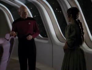 It's really cool how Picard explains things