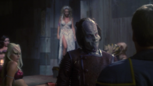 They find out some Xindi bought slave girls from the same market