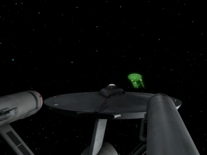 Enterprise comes across another federation ship, the Defiant. Somethings gone wrong!