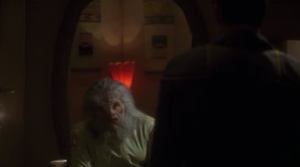 They meet a Xindi and he's never heard of no weapon, or humans for that matter