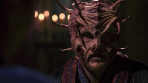 He thinks he can find out information about the Xindi, but he wants to hang out with Hoshi while he works