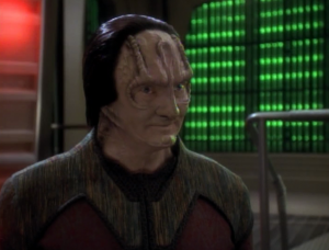 Which means that it's another opportunity for Garak to do stuff!
