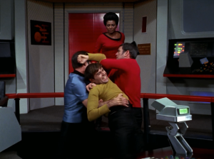 Chekov goes crazy!