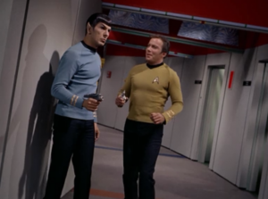 Spock and Bones figure out a way to accelerate themselves, and how to return back to normal. It seems like those two potions would've come in handy in later episodes
