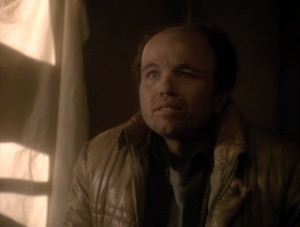 Clint Howard makes an appearance