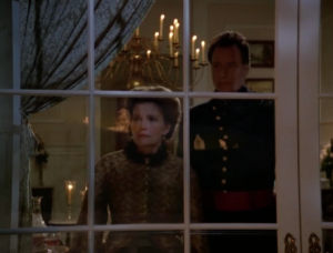 Q takes Janeway to the continuum. There's a civil war