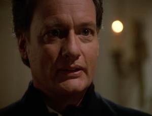 Q wants to have a child with Janeway because the child would have human compassion