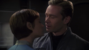 Sim and T'Pol