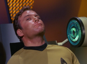Kirk won't say the password