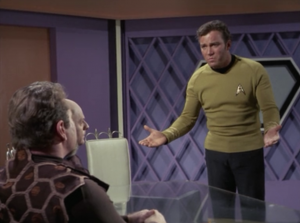 Kirk asks why they didn't just use birth control or something, and the leader's response is that people just love life too much