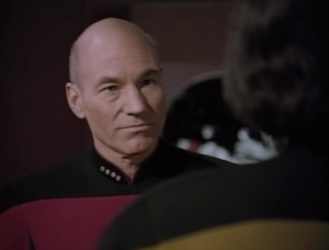 Picard says hey can I come too