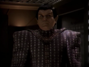 So they just tell the Romulans to get lost