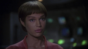 Phlox keeps hearing things and even saw something outside the ship. T'Pol says maybe you crazy