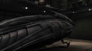 They grab one of the Xindi shuttles. This is really all you need to know from this episode. You should just skip to the next one once you get to this point