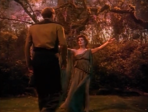Barclay's holodeck programs get out of hand