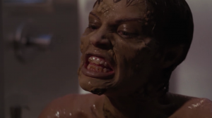T'Pol is starting to lose it. She starts having dreams that's she's a zombie