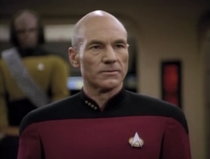 The Borg want Picard specifically