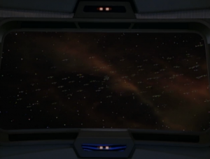 The Borg had been avoiding that passage of space because of species 8472