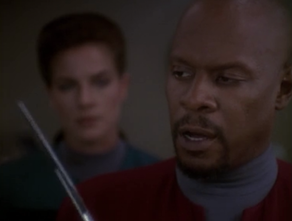 Kurzon once told Sisko that the only people who can really deal with the Klingons are other Klingons
